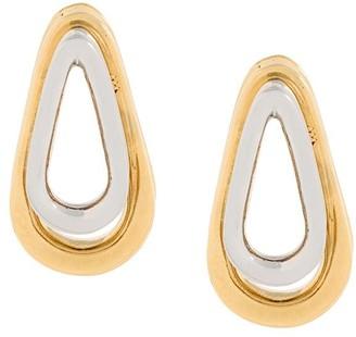 Annelise Michelson Double Ellipse earrings