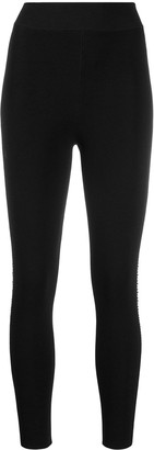 MICHAEL Michael Kors Side Logo Leggings