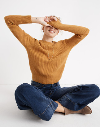 Madewell Cashmere Windham Pullover Sweater