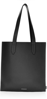 Uri Minkoff York Leather Open Top Tote Bag