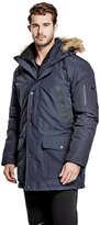 GUESS Geoffrey Hooded Puffer Coat