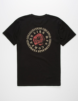 LIRA Rose Badge Mens T-Shirt