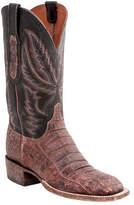 Men's Lucchese Bootmaker Cl7959. W8 Toe Cowboy Boot, Size: 8.5 2E, Stonewash