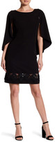 Yoana Baraschi Ritz Caplet Dress with Lace