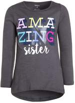 Carter's AMAZING SISTER Long sleeved top gray