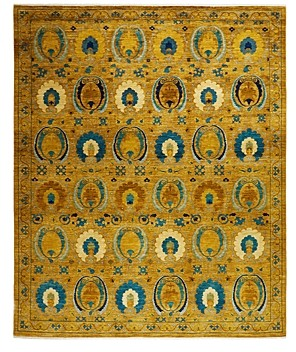 Bloomingdale's Suzani 186887 Area Rug, 8'2 x 10'5
