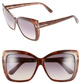 Tom Ford 'Irina' 59mm Sunglasses