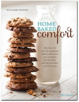 Williams-Sonoma Williams Sonoma Home Baked Comfort Cookbook, New Edition