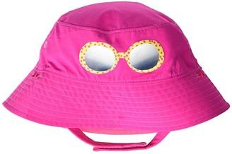 Columbia Kids Endless Explorertm Reversible Bucket Hat (Big Kids) (Haute Pink) Bucket Caps