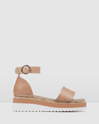 Jo Mercer - Women's Sandals - Cardi Low Heel Wedges - Size One Size, 39 at The Iconic