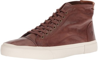 Frye Men's Ludlow Cap Toe HIGH Sneaker