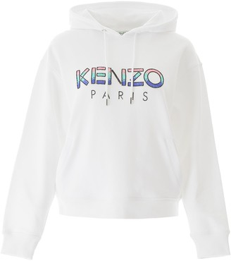 Kenzo Paris Logo Hoodie
