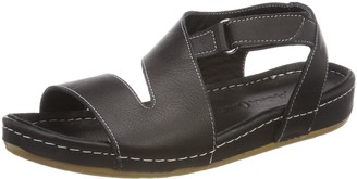 Andrea Conti 0025784 Women's Heels Sandals Black (Schwarz 002) 5 UK (38 EU)