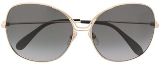 Givenchy Oversized Round-Frame Sunglasses