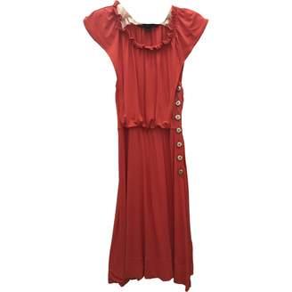 Marc by Marc Jacobs \N Orange Dress for Women