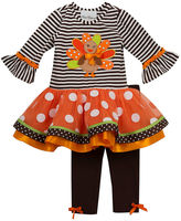 Rare Editions Girls Legging Set-Preschool