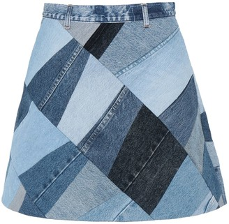 Ksenia Schnaider Denim skirts