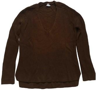 Hermes Camel Wool Knitwear