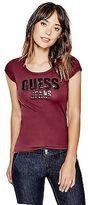 GUESS Women's Nella Logo Tee