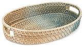 Noble Excellence Ombre Rattan Tray