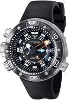 Citizen Men's BN2029-01E Promaster Aqualand Depth Meter Analog Display Japanese Quartz Watch