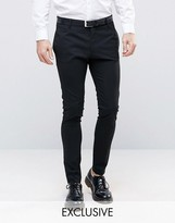 Religion Super Skinny Suit Pant