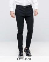 Religion Super Skinny Suit Trouser