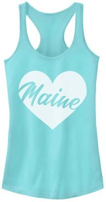 Fifth Sun Juniors' Maine Heart Tank