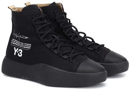 Y-3 Bashyo high-top sneakers