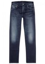 Citizens Of Humanity Citizens Of Humanity Mod Blue Slim-leg Jeans
