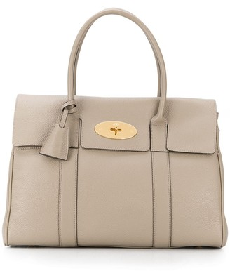 Mulberry Bayswater small classic grain shoulder bag