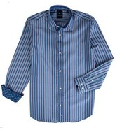 Tailorbyrd Boy's Lake Murray Stripe Dress Shirt