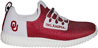 Youth Oklahoma Sooners KLJ1 LUMN8 Light-up Sneakers