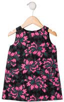 Milly Minis Girls' Floral Print Sleeveless Dress