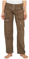 Johnny Was Poplin Cargo Pants Women's Casual Pants