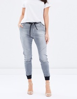 Replay Hyperfree Jogging Cuffed Jeans
