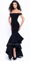 Tarik Ediz Cary Evening Dress