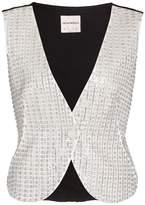 Emporio Armani Embellished Vest