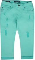 Vigoss 5-Pocket Hyper Stretch Crop Pants