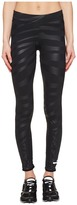 adidas by Stella McCartney Run Zebra Long Tights S96900 Women's Workout