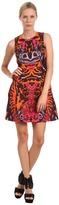 McQ by Alexander McQueen Kaleidoscope Party Dress