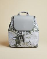 Ted Baker NYLAHH Highland drawstring backpack