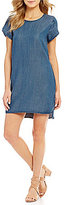 Daniel Cremieux Annie Chambray Dress