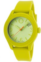 ESQ by Movado Women's 36mm Silicone Band Steel Case Quartz Analog Watch 07101453