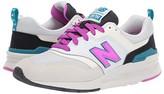 New Balance Classics 997H (Sea Salt/Peony) Women's Classic Shoes