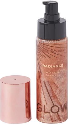 Makeup Revolution Radiance Shimmer Oil Gold