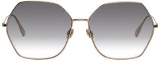 Christian Dior Gold DiorStellaire08 Sunglasses