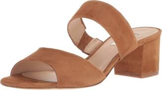 LK Bennett Women's Elysia Heeled Sandal tan SHO 35 M EU (5 US)