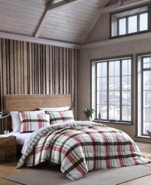 Eddie Bauer Stanton Plaid Twin Comforter Set