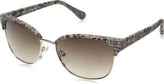 Diane von Furstenberg Women's Zianna Cat-Eye Sunglasses